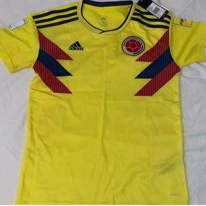 Colombian women's soccer jersey